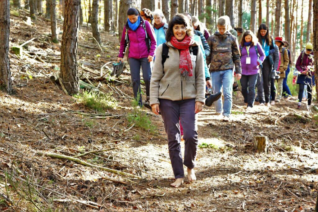 Waldbaden-Anleitung